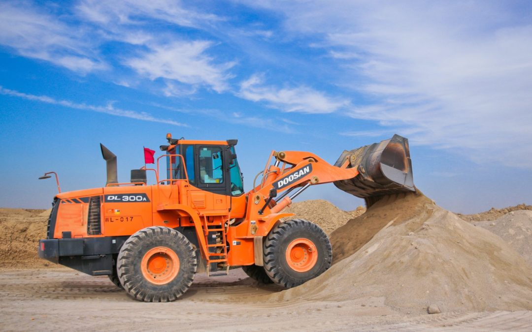 Operador de vehículos y maquinaria de movimiento de tierras
