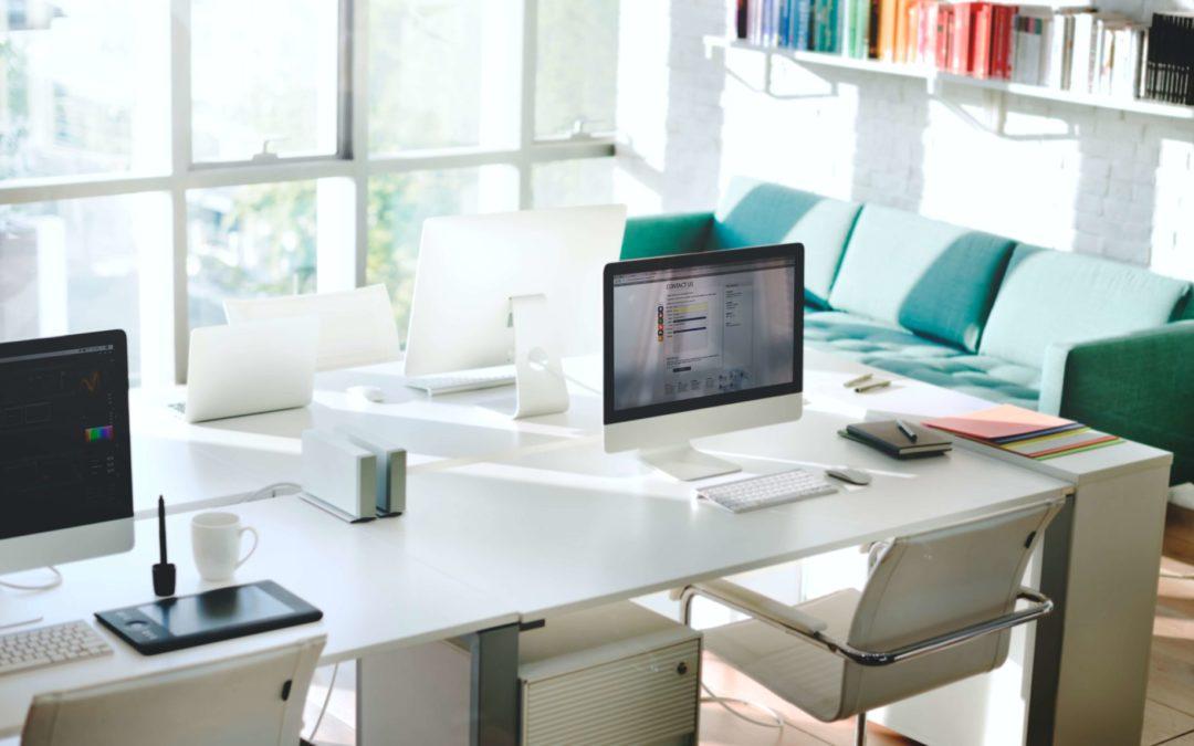Diseño de Puestos de Trabajo en Oficinas