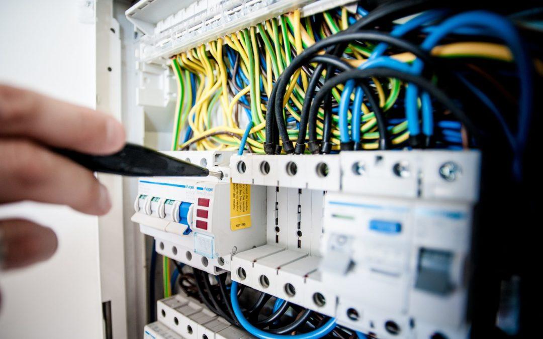 Instalación de telecomunicaciones