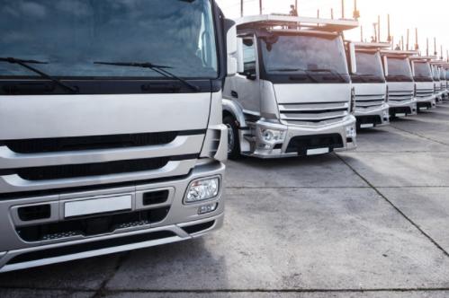 Seguridad en el uso de camiones de transporte de mercancía